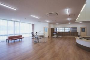 010-食堂兼機能訓練室